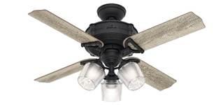 Hunter Fan Recalls Brunswick Three and Four Light Ceiling Fans Due to Shock Hazard