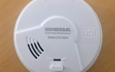 Universal Security Instruments Recalls to Inspect Smoke Alarms