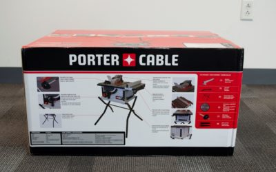 Porter Cable Table Saws Sold Exclusively at Lowe's Stores Recalled