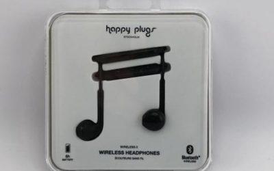 Happy Plugs Recalls Wireless Headphones Due to Burn Hazard