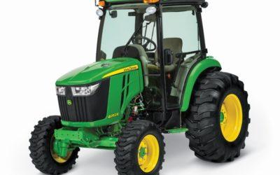 John Deere Recalls Compact Utility Tractors Due to Injury Hazard