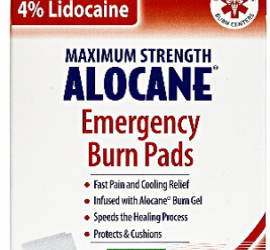 Quest Products Recalls ALOCANE Emergency Burn Pads