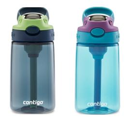 Contigo Reannounces Recall of 5.7 Million Kids Water Bottles
