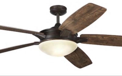 Harbor Breeze Kingsbury Ceiling Fans Recalled