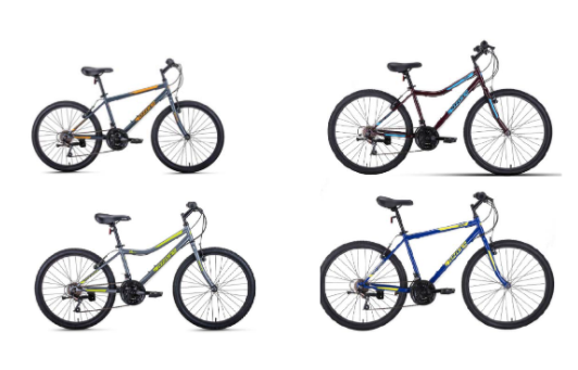 Academy Sports + Outdoors Recalls Ozone 500 Density Bicycles