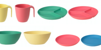 IKEA Recalls Bowls, Plates, and Mugs Due to Burn Hazard