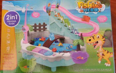 Blue Star Trading Recalls Children's Fishing Toy Games